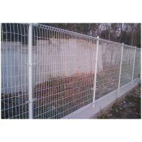 双圈式护栏网 卷筒护栏 铁丝网栅栏