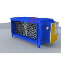 科绿环保 厂家直销圆筒蜂窝型低空系列12000风量餐饮油烟净化器