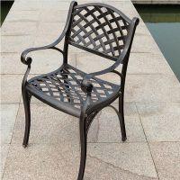 厂家批发包邮户外铸铝家具 铸铝桌椅 休闲椅