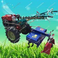 瑞鑫自走式8-20马力旋耕机 新款手扶拖拉机打田机 12马力手扶拖拉机价格