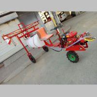 普航三轮自走式打药机厂家 果园专用的风送式打药机 高压远程喷药车视频