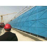 江苏工地爬架网 高层建筑防护网 冲孔板防护网 板厚1.2mm孔5mm 一平米16元