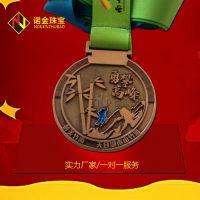 诺金珠宝供应奖牌尺寸内容 定做奖章 厨师奖牌