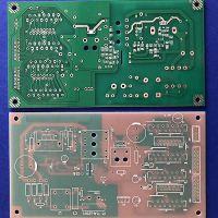 江浙沪优质FR-4单面电路板批量印制生产