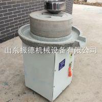振德专供 电动石磨豆浆机 砂岩石米浆石磨机 芝麻酱磨