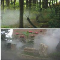 供甘肃人工造雾和兰州人工冷雾系统详情