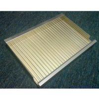 隔音瓦楞板-铝合金材质-瓦楞板生产厂家
