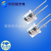 兴合盛供应插件3mm平头白光灯珠规格参数 led平头灯珠价格