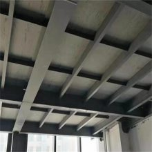杭州钢结构夹层隔层地板LOFT水泥纤维板简约现代风格!