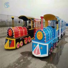 无轨火车wghc生产厂家三星游乐场设施优选产品