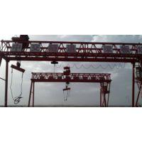 河南省新东方甘肃项目80吨龙门吊
