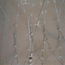 刺绳包丝工 新疆刺绳 铁丝网隔离栅