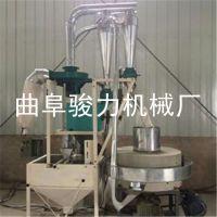 通达牌 原生态石磨机玉米面粉机湖南批发 双机石磨小麦加工设 全麦馒头加工机械