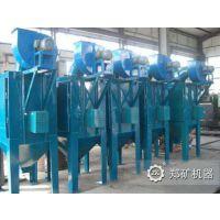 郑矿机器供应耐火厂用新型高效脉冲袋式除尘器设备