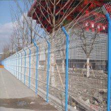 集装箱码头金属铁丝网 钢板网围栏网