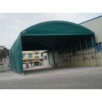 合肥钢结构雨棚制作可伸缩遮阳蓬定做推拉帐篷厂家
