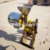 促销 28型电动磨面机 多功能麦麸分离磨面机 粮食加工面粉机 振德