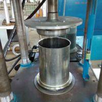 供应金属制品桶YFB480液压翻边机质量可靠工艺先进