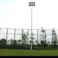 江门市足球场室外照明用什么灯具合适 12米镀锌足球场灯杆价格
