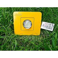 黄色方形投光灯 LED隧道灯 外观黄色方形 投光灯 河南祥瑞