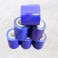 供应PE带胶保护膜 贴玻璃表面 低粘保护膜 起订无要求 包送货上门