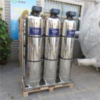 化工医药专用超纯水设备 316不锈钢材质打造精密RO反渗透设备 晨兴制造