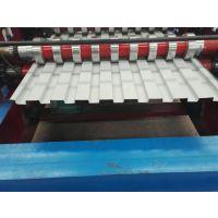 浩鑫压瓦机厂家现货供应800型卷帘门设备