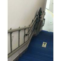 残疾人QYXJL斜挂式平台 曲线型轮椅爬升机 江苏 苏州市启运液压升降机 导轨式家用电梯