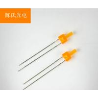 陈氏 2MM奶嘴型橙发橙 LED发光二极管