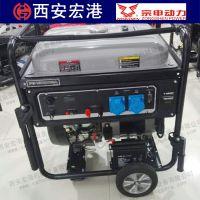 宗申PB12000EA汽油发电机12KW 220v 12千瓦重庆宗申发电机