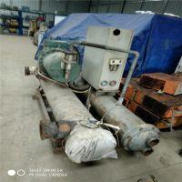 厂家现金回收二手电镀生产线,滚镀槽,除油缸,过滤机,清洗机