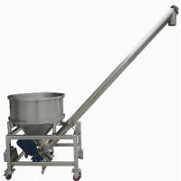 厂家供应粒状物料分节螺旋提升机 六九重工大管径移动式输送机