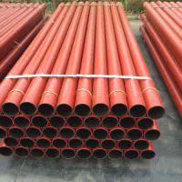 云南排水管 昆明柔性铸铁管厂家 现货充足 15887163050