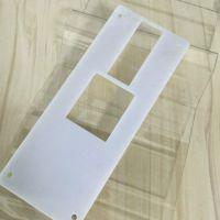 PC耐力板加工 PC板折弯 PC板裁切雕刻打孔 可来图定做厂家生产