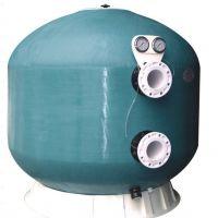 科力水处理设备厂家定制 CT800 浴池水过滤 侧出过滤砂缸