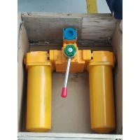 锐克牌液压站双筒回油过滤器SXU-A100×30液压过滤器厂家直销