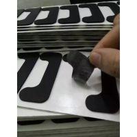 现货供应白色EVA脚垫 橡胶脚垫圆形 橡胶平垫 电子底座防滑橡胶垫