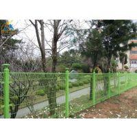 双圈安全防护网 护栏围栏 金属防护网