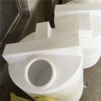供应1吨成套pe加药处理设备 PAM搅拌罐 带液位计 一体化计量箱