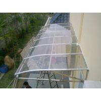 海珠区耐力板雨篷定做厂家|海珠区雨棚设计安装公司