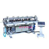 MSK-QZ2212数控铣槽机 自动进料回料 富尹机械