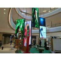 购物广场室内全彩LED显示屏、合肥科迈视听