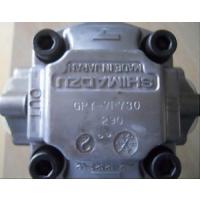 日本岛津 齿轮泵 SGP1A23F1H5-R 技术参数