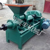 供应大型180煤棒机 140高效碳粉成型机 环保节能设备 支持定制 震丰机械 直销
