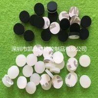 供应3M防滑硅胶垫 橡胶脚垫 白色 黑色 透明 半透明硅胶脚垫 免费打样