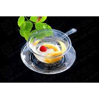 水晶餐具厂家生产伊诺特一次性餐具潍坊加盟1-5万元投资