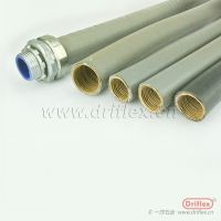 PVC包塑可挠金属电气套管 型号LV-5 24# 隧道埋地管 普利卡系列管