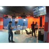 天创华视虚拟演播室非编系统,县级电视台虚拟演播室搭建工程