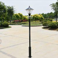 路灯灯头灯具户外防水灯家用花园别墅景观灯室外照明灯LED庭院灯