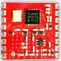 SI4432 RF微功率无线模块 433MhzSPI接口厂家直销